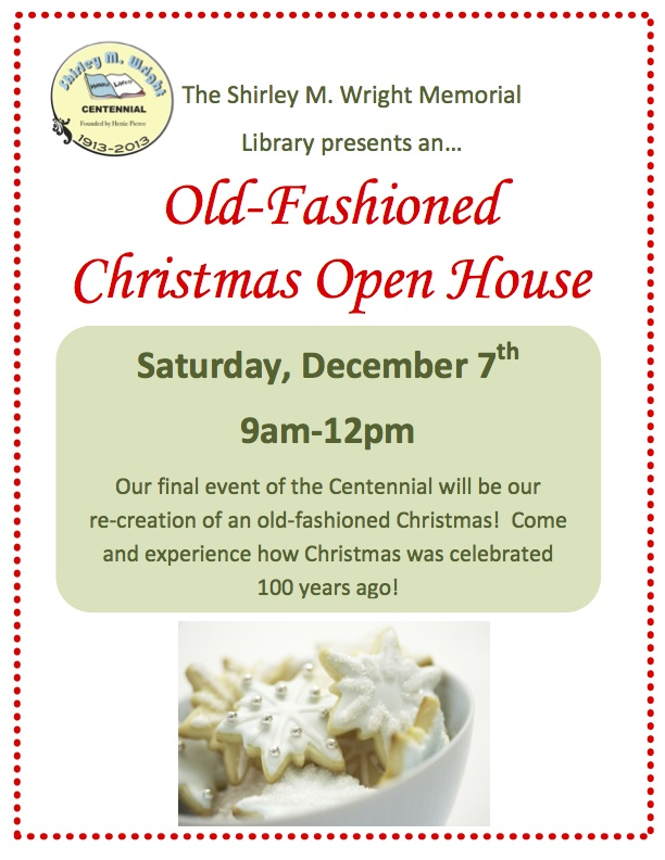 Centennial Christmas Open House