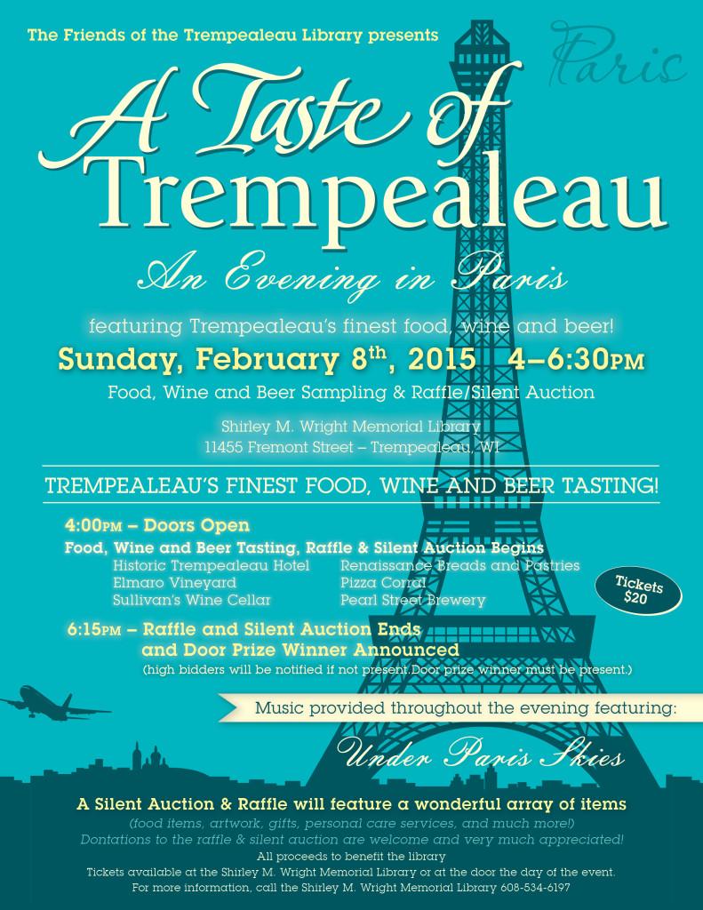 Taste of Trempealeau 2015