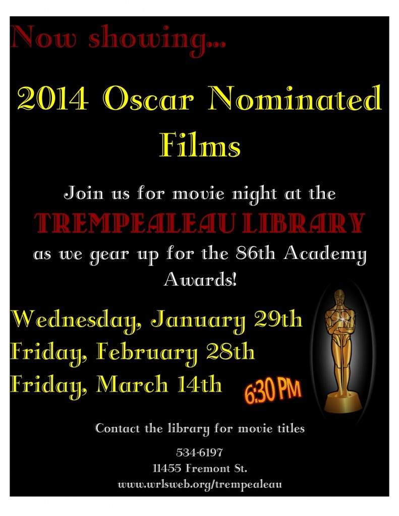 Oscars Movie Night
