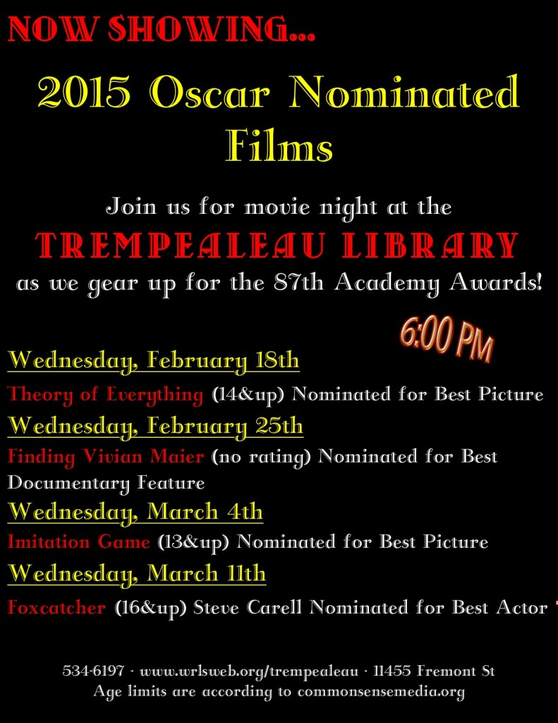 Oscar Movie Night