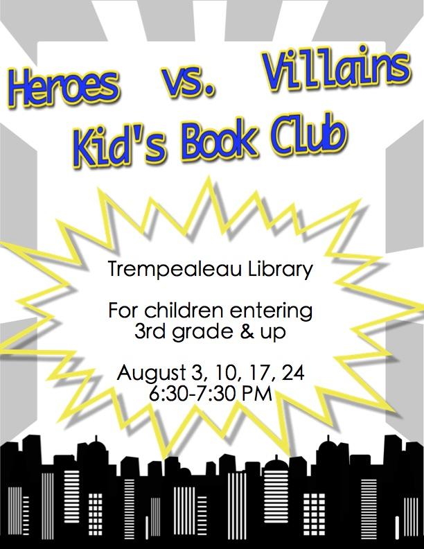 Heroes Vs Villians Poster