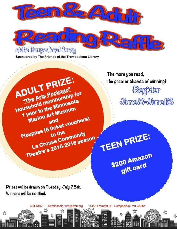 Registration for Summer Reading Programs