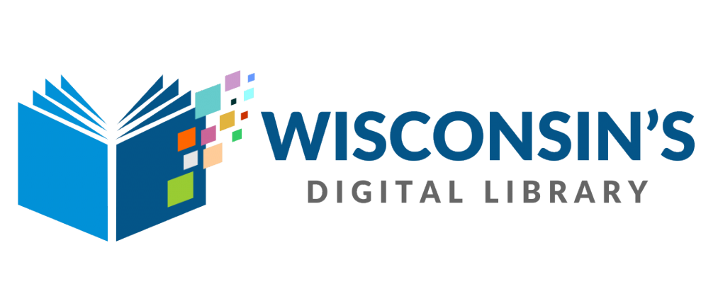 New Wisconsin's Digital Library Logo Trimmed v2