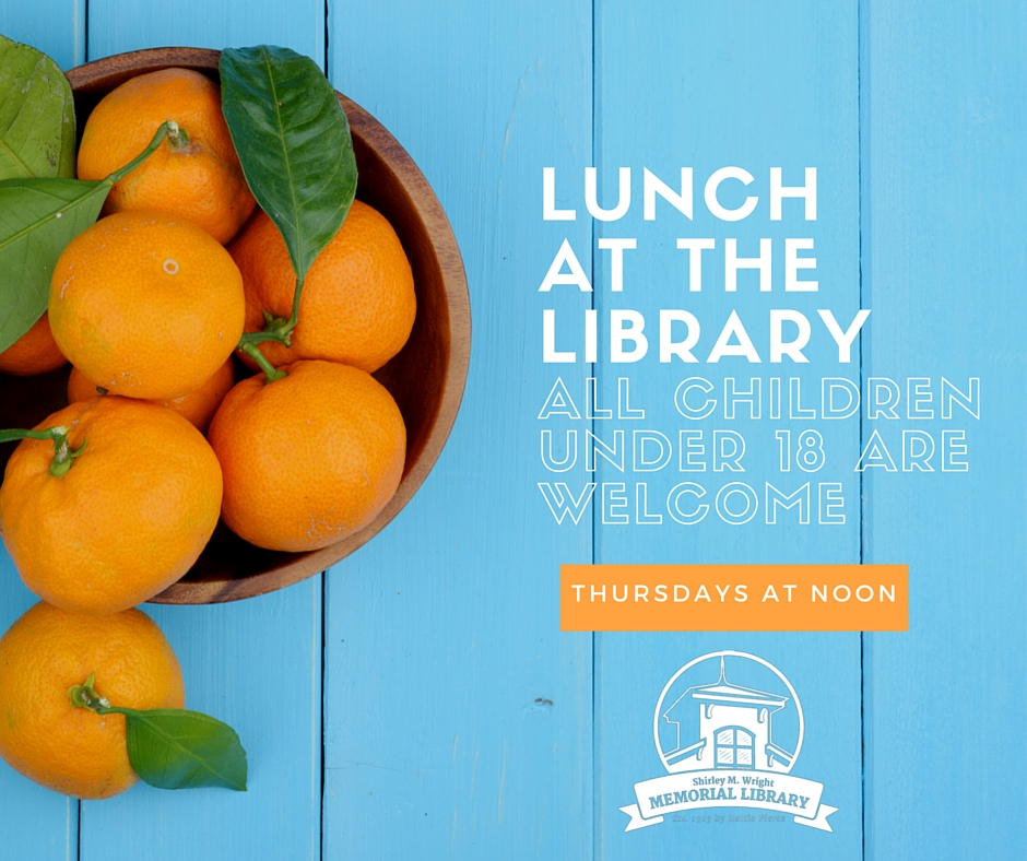 Free Lunch at the Library