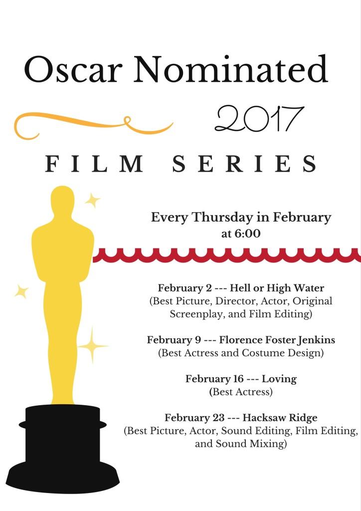 Oscar Nominated Film Series
